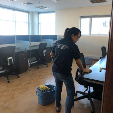 Office cleaning Dubai
